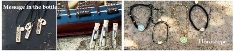 Jewelry from Blee Inara – new artist at ArtQuest!