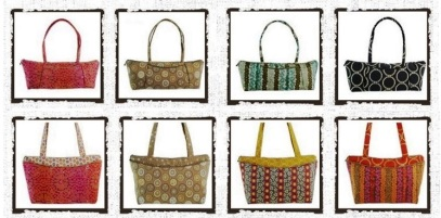 We all love Maruca Design Bags! And all these fabulous fabrics!